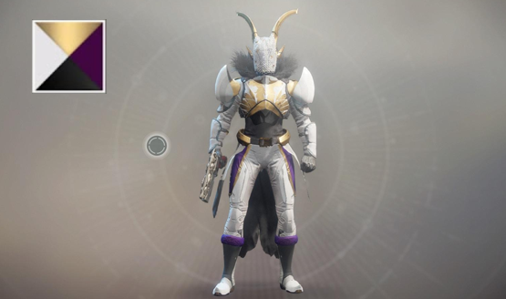 Destiny 2 shaders Calus Selected