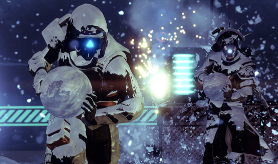 Destiny 2's The Dawning Event Adds Snowball Fights, Mayhem Mode, And More