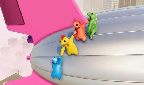 Gang Beasts review