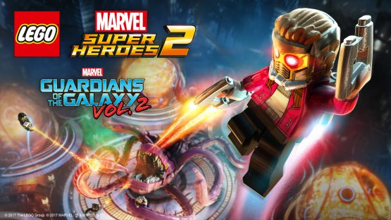LEGO Marvel 2 Guardians of the Galaxy DLC Out Now