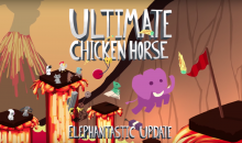 ultimate chicken horse ps4