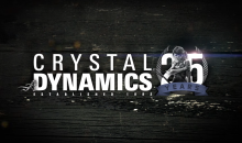 crystal dynamics 25th anniversary