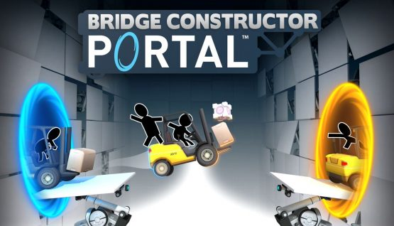 The new Portal game is a Bridge Constructor spin-off