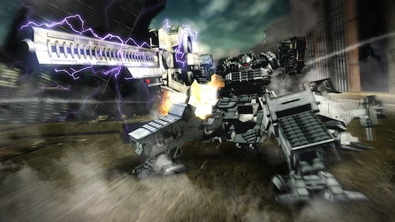new armored core