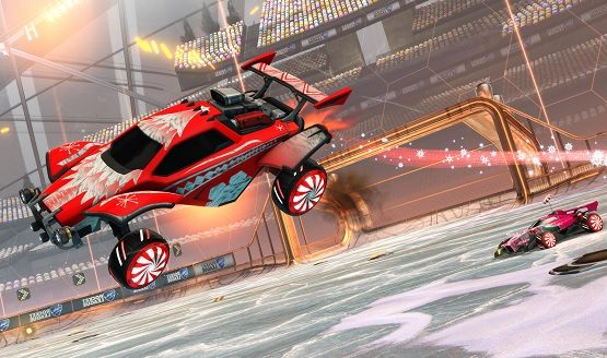anonymous liked the article 'Rocket League's Frosty Fest
