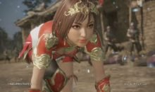 Dynasty Warriors 9 Sun Shangxiang gameplay