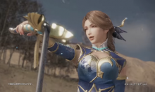 Dynasty Warriors 9 Zhang Chunhua trailer