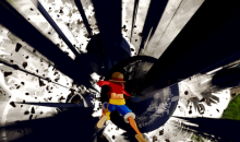 One Piece World Seeker Gameplay Screens