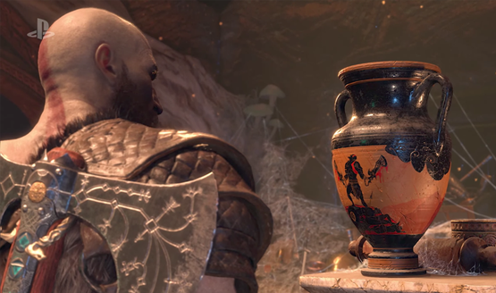 God Of War To Feature A Greater
