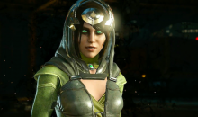 Injustice 2 Enchantress gameplay
