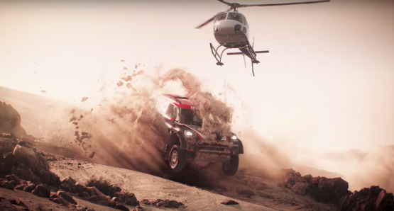 DAKAR 18 announced for Xbox One and PS4 in 2018