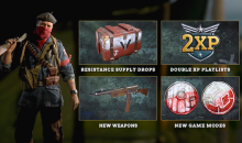 call of duty ww2 the resistance event