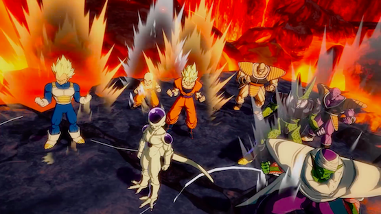 Dragon Ball FighterZ Commercial Shows Epic Battles and Plenty of Drama