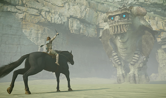 Shadow Of The Colossus Ps4 Wallpaper: Get A Free Shadow Of The Colossus Dynamic PS4 Theme