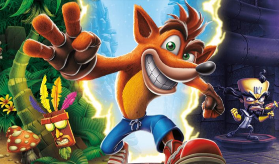 Rumor: Activision has a 'five year plan' for Crash Bandicoot, involves Switch