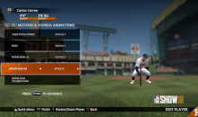 mlb the show 18 features