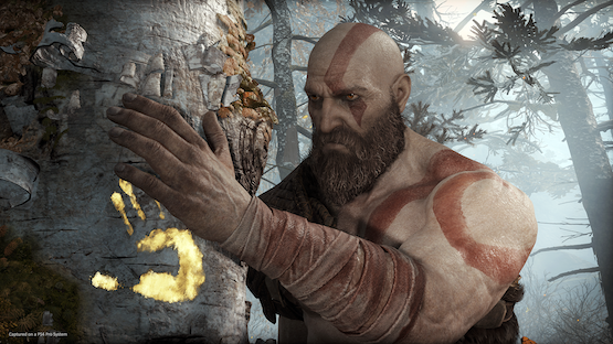 god of war gameplay