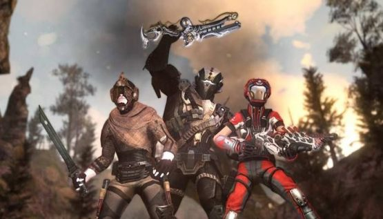 Defiance 2050 Beta Dates Announced, Taking Place in April  Defiance 2050 B...
