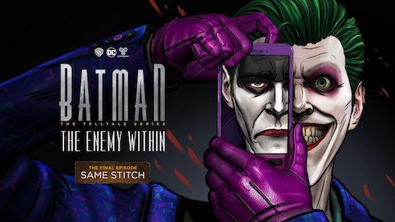Batman The Enemy Within Episode 5