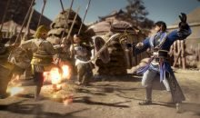 Dynasty Warriors 9 update patch 1.05