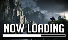 Now Loading the witcher 4