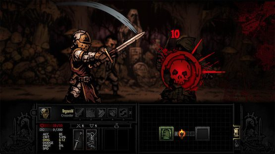 Darkest Dungeon and the Unnerving Loss of Control
