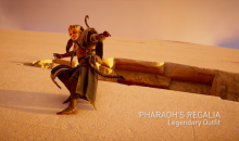 Assassin's Creed Origins Undead Gear Pack Lets You Dress Like a Pharaoh