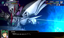 Super Robot Wars X Cybuster gameplay