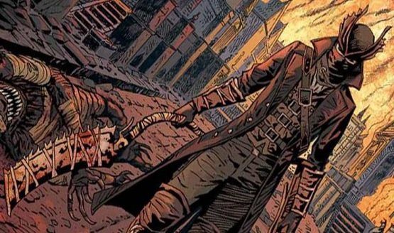 First Issue of Bloodborne Comic Sells Out
