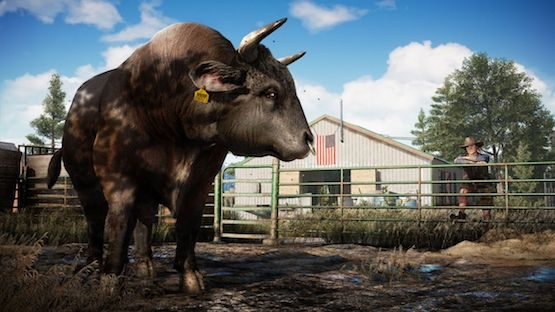 Read the Far Cry 5 update 1.03 patch notes