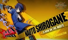 BlazBlue Cross Tag Battle Naoto Shirogane