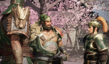 Dynasty Warriors 9 update patch 1.07