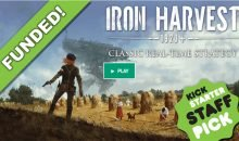 iron harvest kickstarter feature