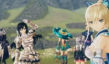 shining resonance refrain character trailer