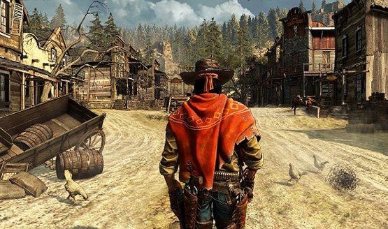 call of juarez games