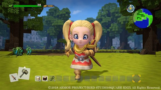 Dragon Quest Builders 2 first details, screenshots