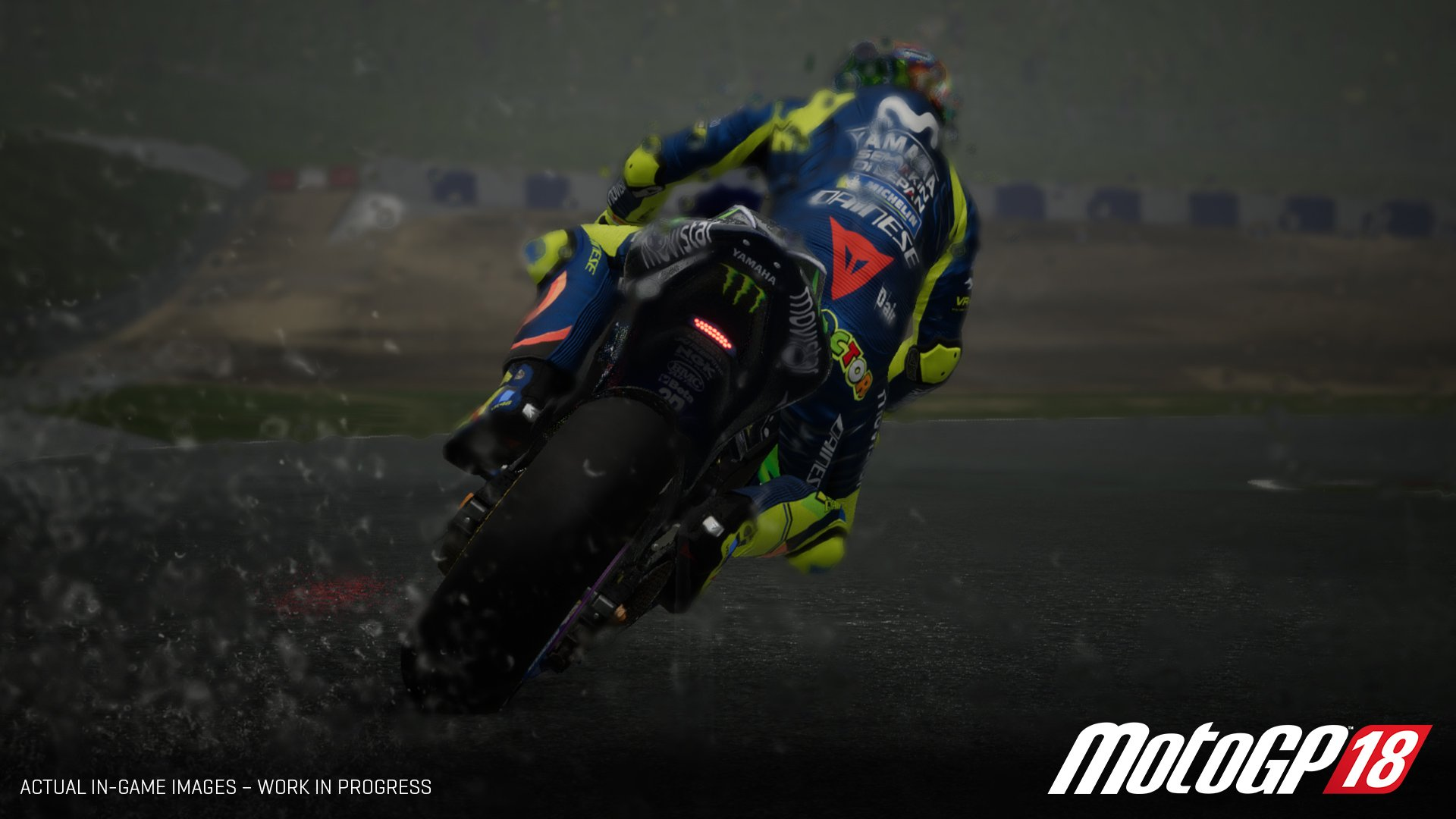 check out new motogp 18 features trailer for upcoming reboot. Black Bedroom Furniture Sets. Home Design Ideas