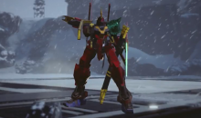 New Gundam Breaker customization
