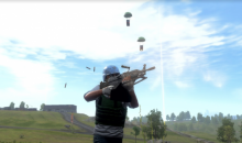 h1z1 ps4 gameplay