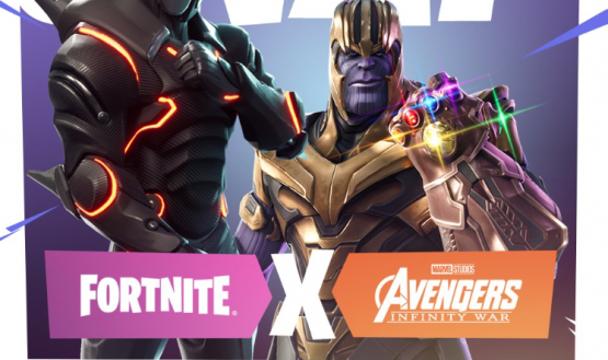 Epic Games Announces Fortnite Thanos Crossover With
