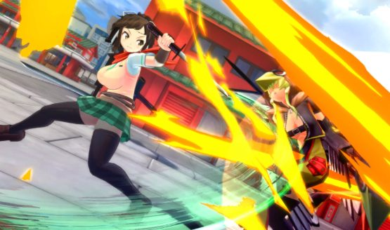 Senran Kagura Burst Renewal demo