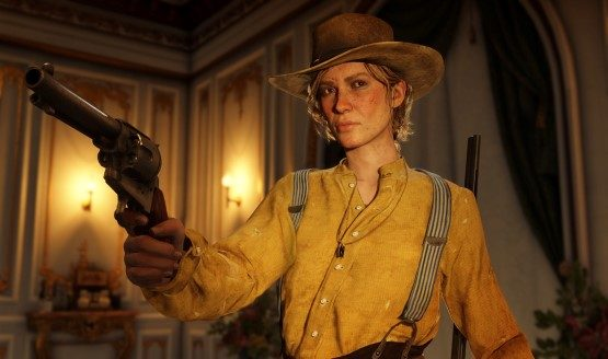 Red Dead Redemption 2 Story DLC maybe coming