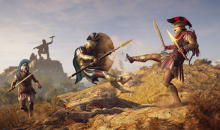 Assassins Creed Odyssey Preview