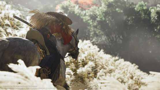 Ghost of Tsushima Japanese language confirmed