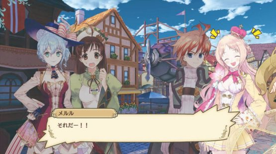 New Atelier Game gets Gameplay Details and Release Date