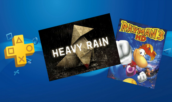 July 2018 PlayStation Plus