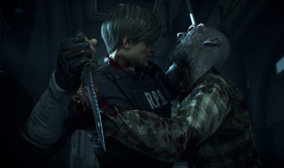Resident Evil 2 remake preview