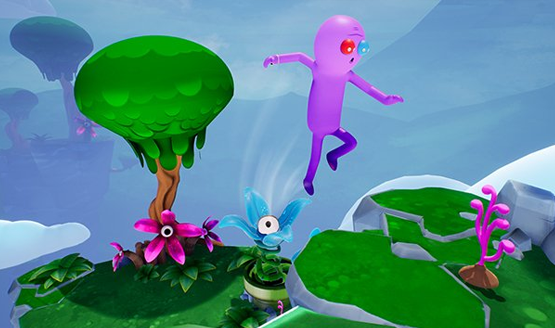Trover Saves the Universe Preview 1