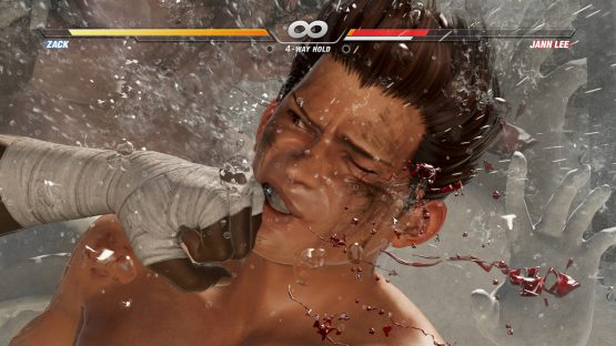 Deal or Alive 6 coming to EVO 2018