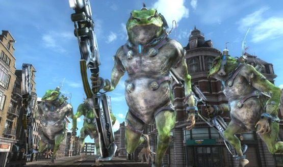 Earth Defense Force 5 Western Release